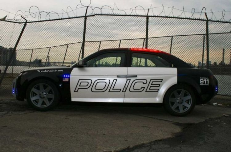 Future Police Cars Carbon Motors E7 Part 1 Xcitefun Net