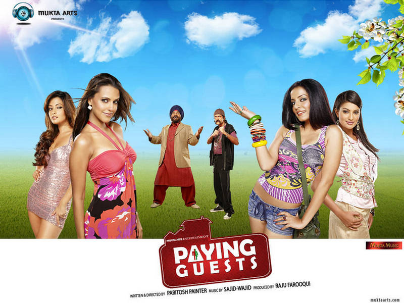 Paying Guests 2009: Movie Wallpapers and Synopsis - XciteFun net