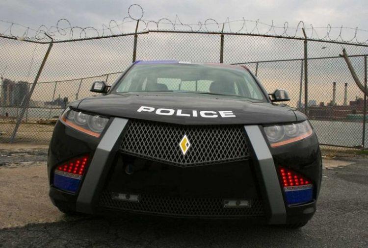 Future Police Cars Carbon Motors E7 Part 2 Xcitefun Net