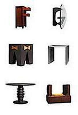 Butler bros furniture letters creative designs for Furniture 5 letters