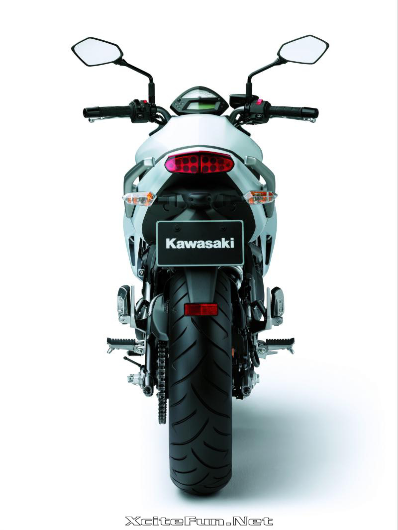 2009 Kawasaki Ninja Motorcycle 650R/ER6-F Picture