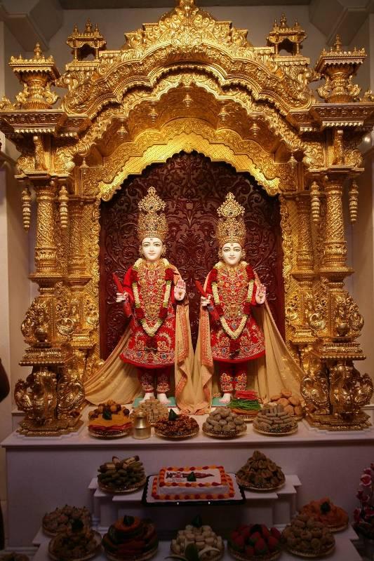 Swaminarayan Mandir Atlanta Usa