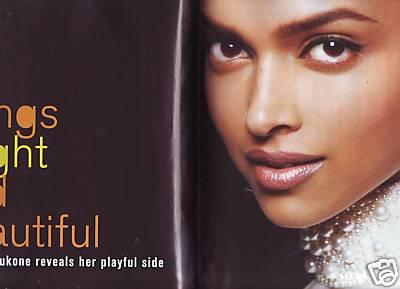 Hot Deepika Padukone  FHM India February 2009