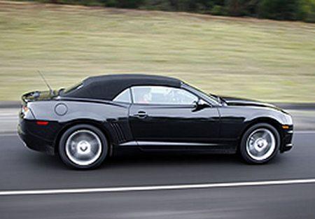2011+camaro+convertible