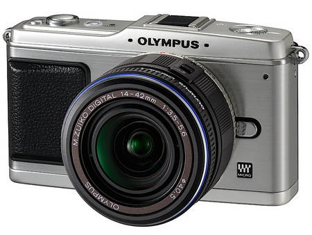 Olympus PEN E-P1 Digital