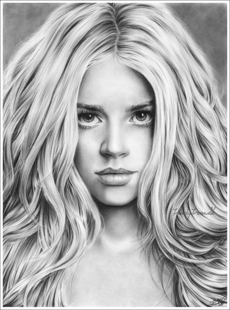 Amazing pencil drawings 1 for Awesome face drawing