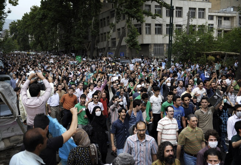 Irans Disputed Election