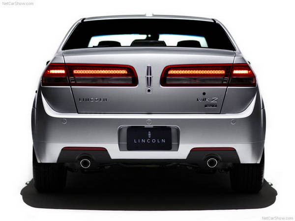 Mkz Just Cuz Of The Rear