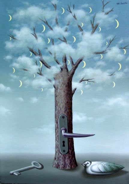 Surreal Paintings By Mihai Criste