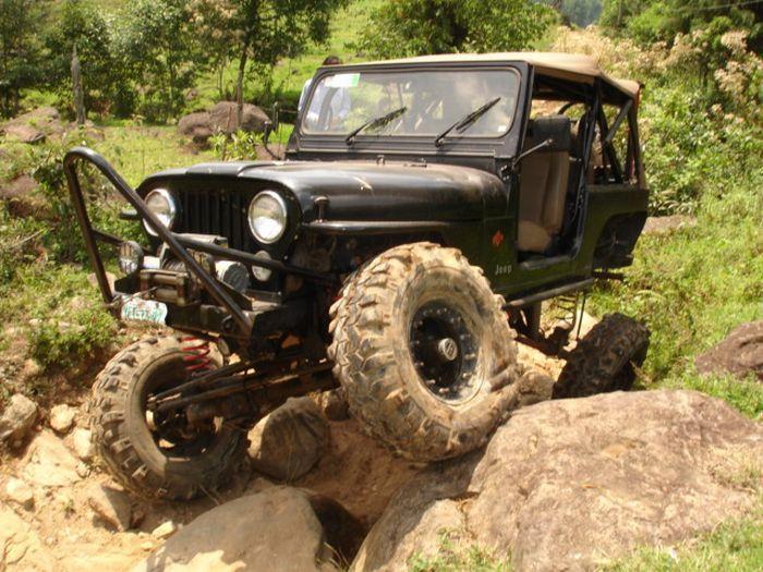 Impressive Off Road Jeeps Xcitefun Net