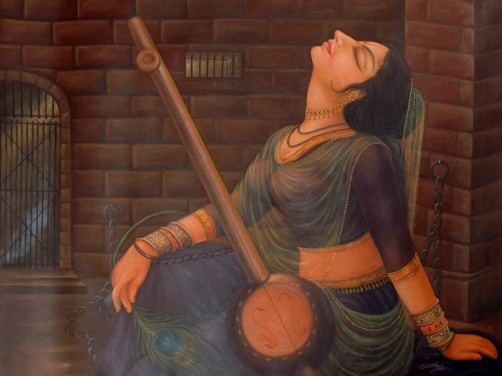 IndiAn WOMEN    in PAintings