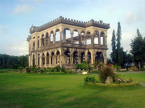Historic mansion talisay city philippines xcitefun net