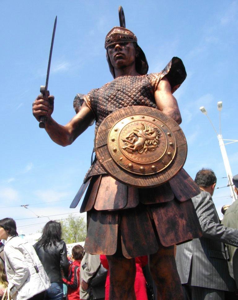 Statues vivantes 93762,xcitefun-10048302615
