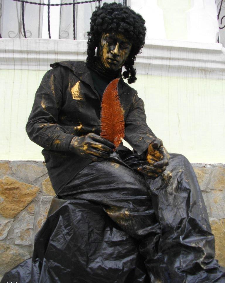 Statues vivantes 93771,xcitefun-10358305507