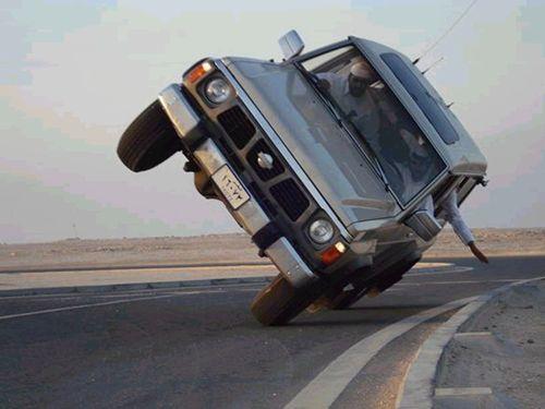 Crazy Highway Driver