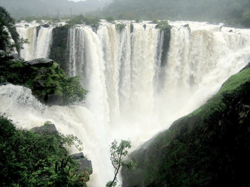 Biggest Waterfall Of India Biggest In Asia