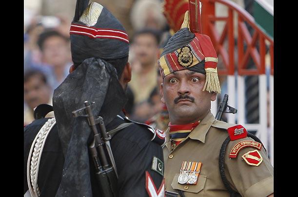 Tension : India- Pakistan Border