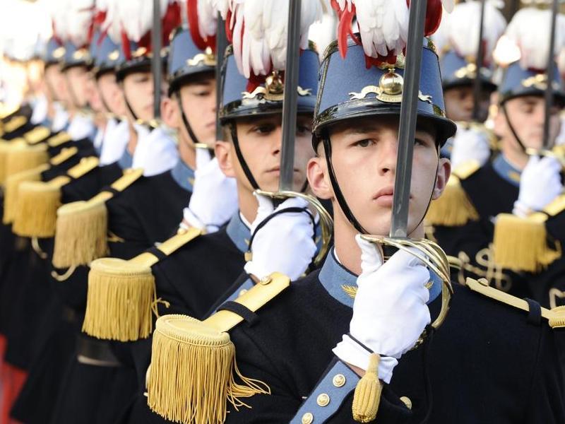 Bastille Day Parade  France