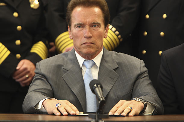 schwarzenegger and fiscal policy essay