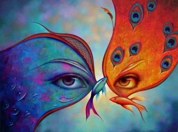 Women in ART + Imagina... Imagination Artwork