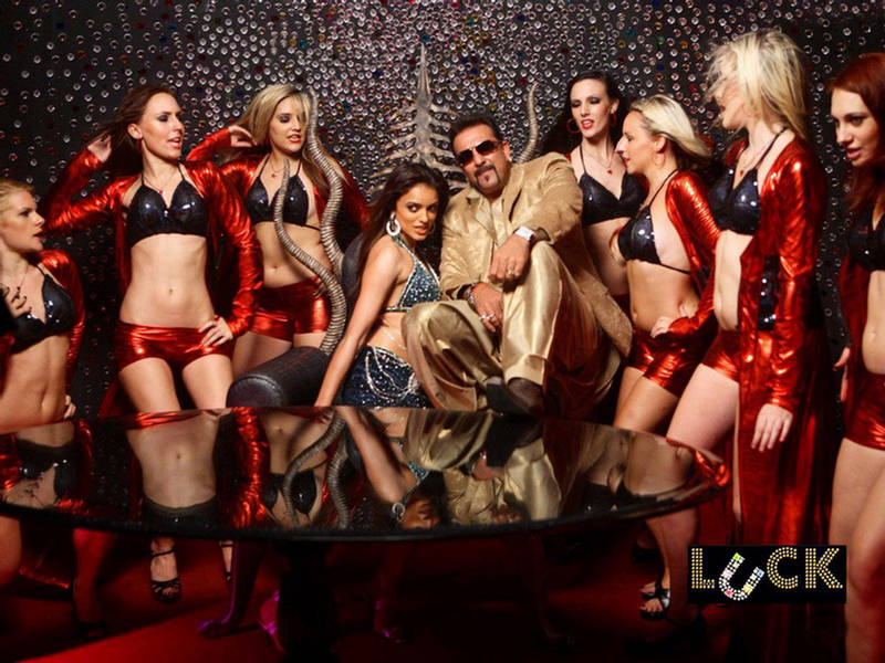 mafia wallpaper. Sanjay Dutt as Mafia King