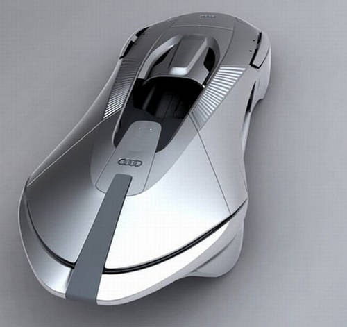 ExoAudi Concept Car Technology Evolution