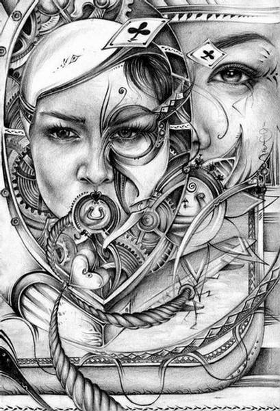 99993,xcitefun pencil 04 Mind Blowing Pencil Art by T. S. Abe image gallery gallery