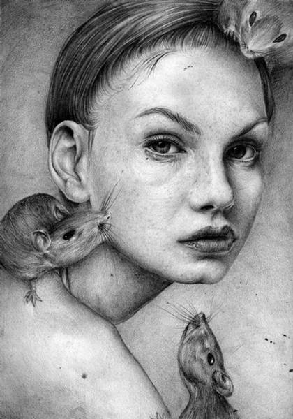 99995,xcitefun pencil 02 Mind Blowing Pencil Art by T. S. Abe image gallery gallery