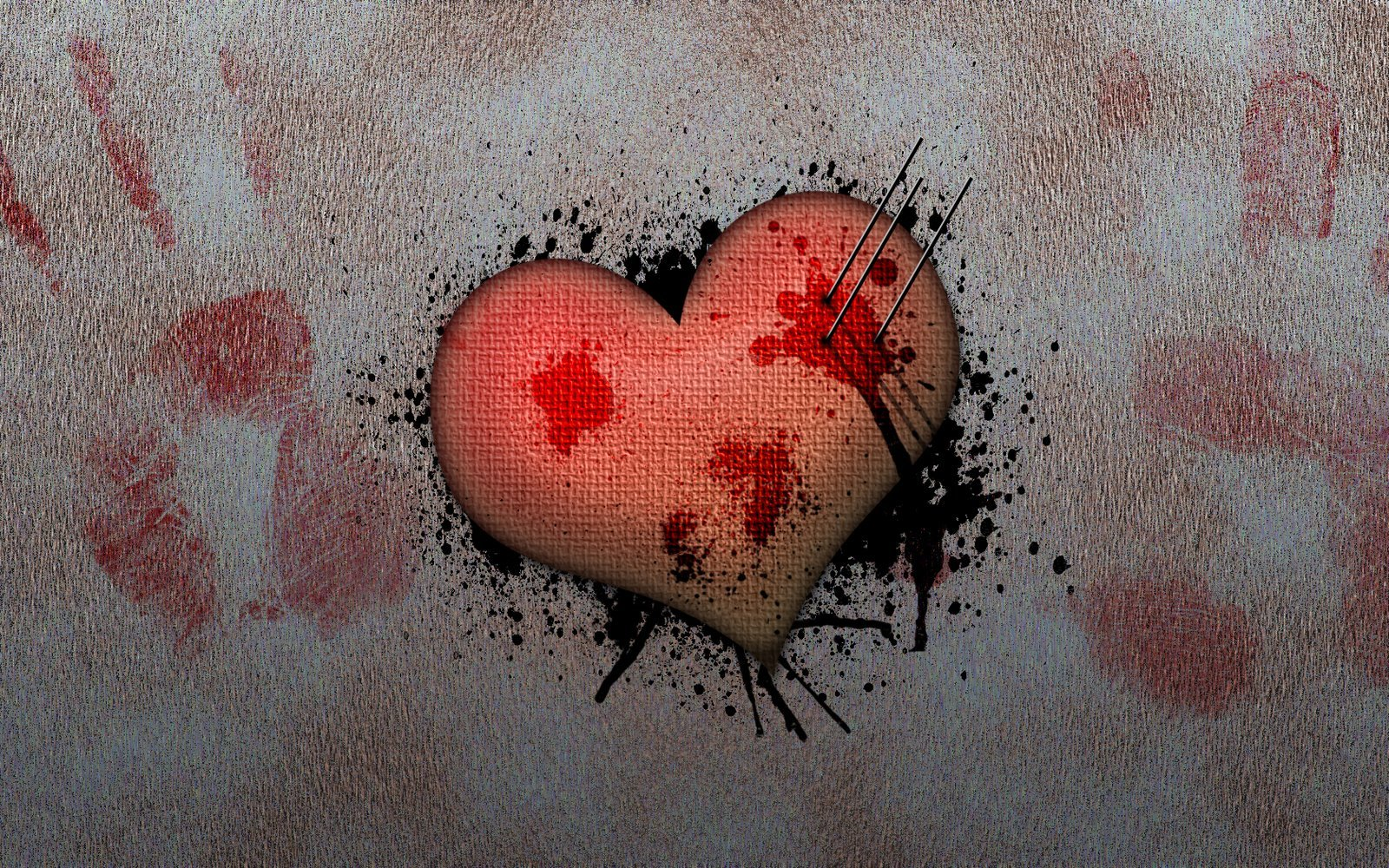 Love Wallpapers Broken Heart : Hd Free Online Heart Wallpaper Fantasy Love Wallpapers Photos Picture Pics Images : Broken Heart ...
