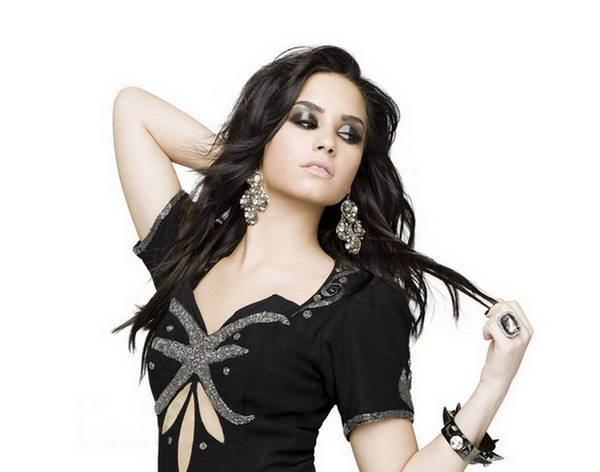 Demi Lovato Here We Go Again Album Photo Shoot