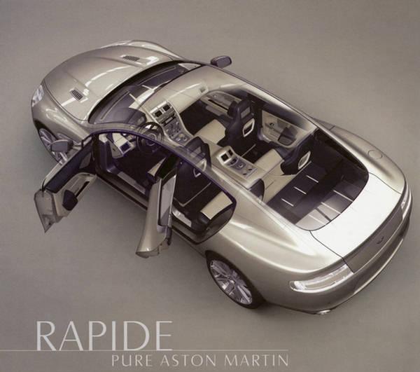 2012 Aston Martin Vantage Interior: Aston Martin Rapide Interior Design Car