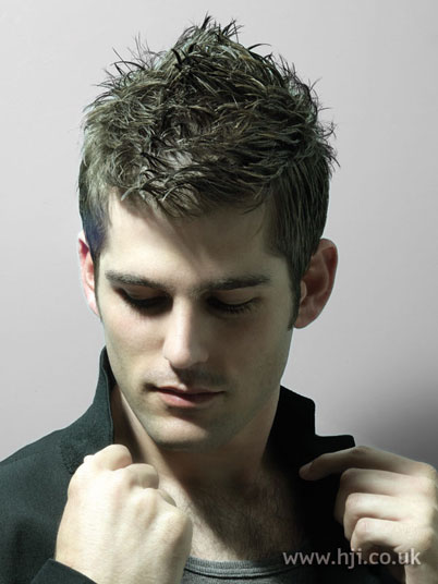 Short Trendy Hairstyles For Men Photos Gallery