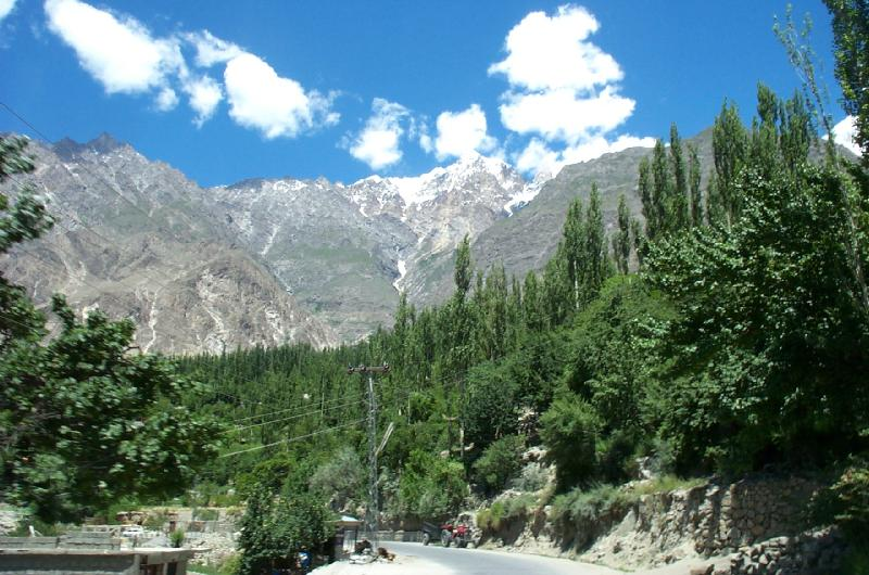 Hunza Valley Princely State of Pakistan  GilgitBaltistan