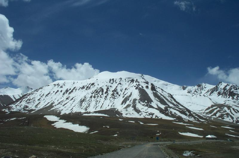 Khunjerab Pass The Blood Valley  Karakorum Pakistan