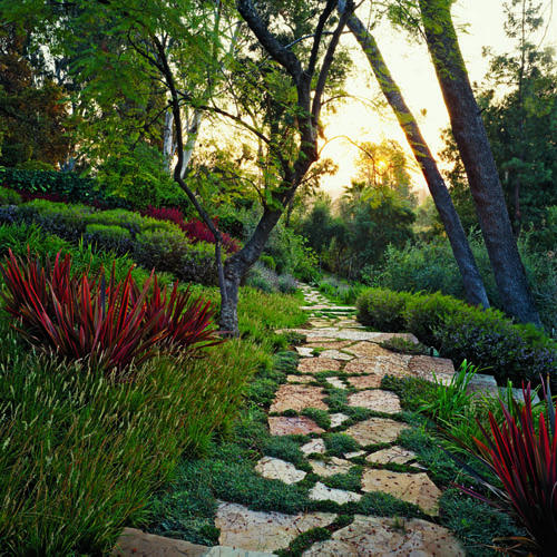 Beautiful Garden Paths