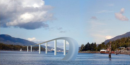 Atlantic Road Bridge to Nowhere  Norway