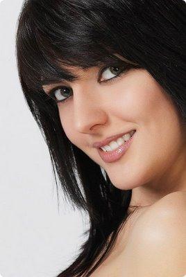 Gorgeous Model Kristen