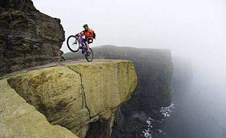 Bicycle Stunts Photography