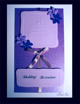 Nice And Beautiful Wedding Cards
