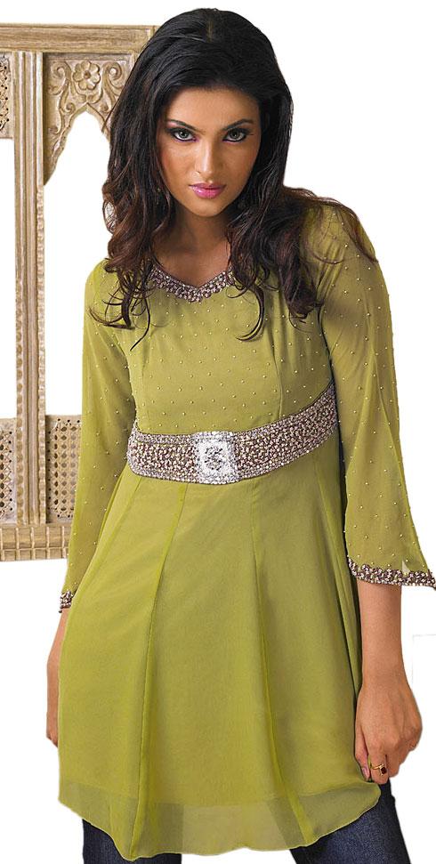 Latest Design Ladies: Ladies Kurta New Design