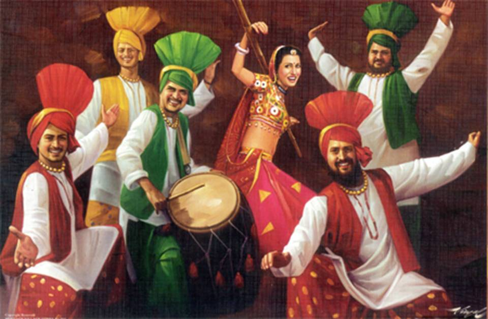 an overview of the punjab food culture in india