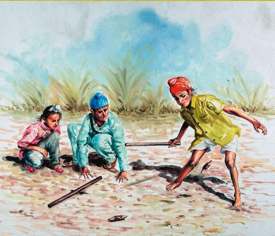 the richest punjabi culture paintings part 2