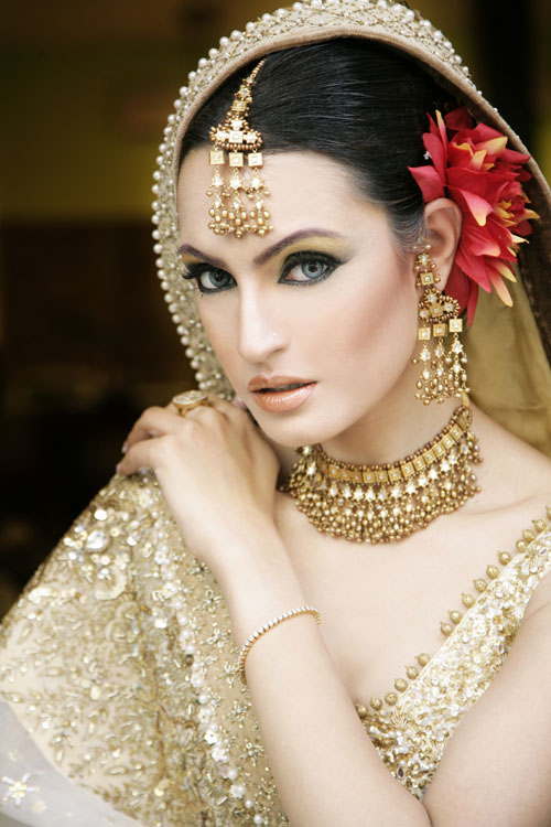 Bridal Makeup - New Look - XciteFun.net
