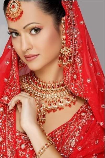 Bridal Makeup New Look