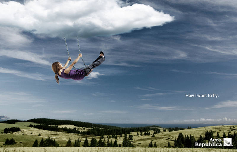Aero Republica: How I Want To Fly