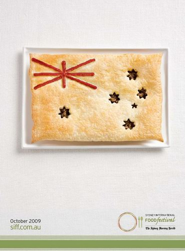 Food Flag Recipe of Country  2009