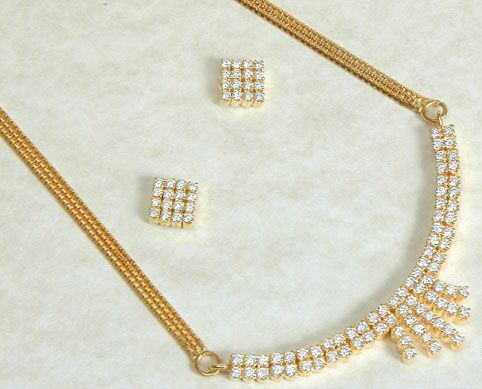 Diamond Necklace ~