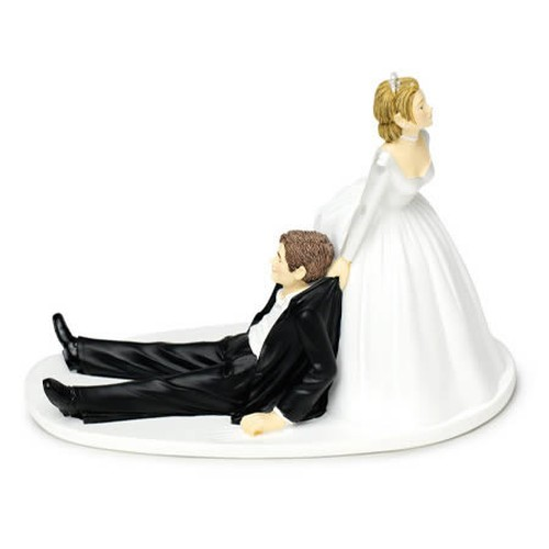 Funniest Wedding Cake Toppers