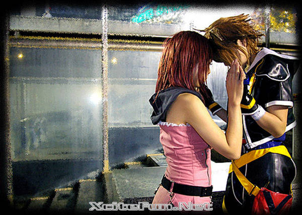 30 Days of King... Kingdom Hearts Xion Death
