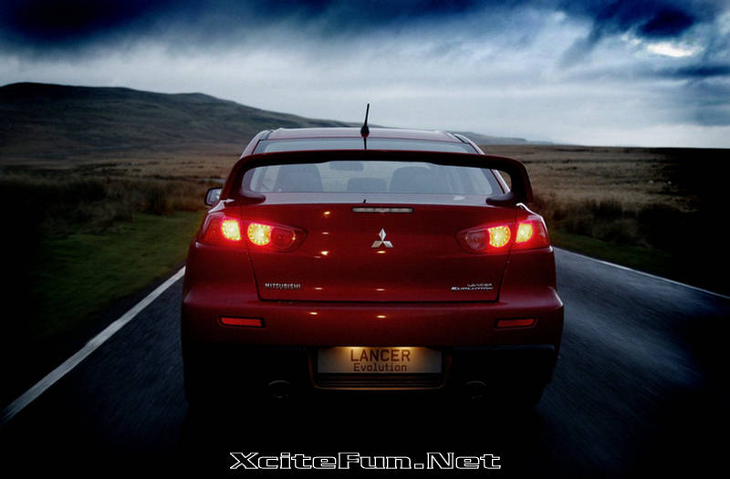 evo x wallpaper. Mitsubishi Lancer Evolution X